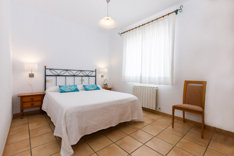 Habitación matrimonio - apartamento6